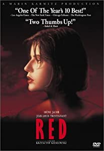 Cover of &quot;Red (Three Colors Trilogy)&quot;