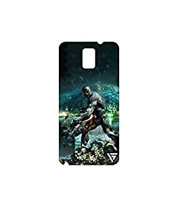 Vogueshell Call Of Duty Printed Symmetry PRO Series Hard Back Case for Samsung Galaxy Note 3