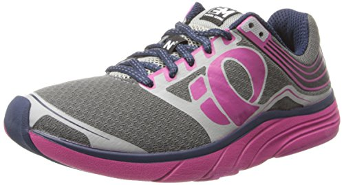Pearl Izumi – Run Women's EM Road N 2 Running Shoe,Shadow Grey/Berry,5.5 M US