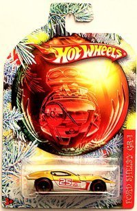 Hot Wheels Holiday Hot Rods 2010 - Shelby GR-1