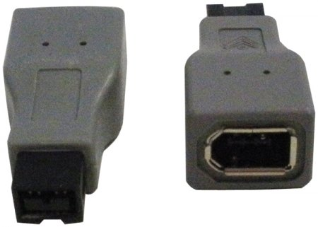 Micro Accessories FIR-1369-AD-01 400 to 800 FireWire Adapter