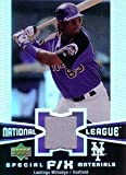 ラスティングス・ミレッジ Lastings Milledge 2006 Upper Deck Fx Jersey