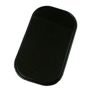 COGODIS Antirutschmatte für Handy, PDA, Smartphone, MID, Navi... #598 Schwarz - Handy-Halter, Gel-Pad