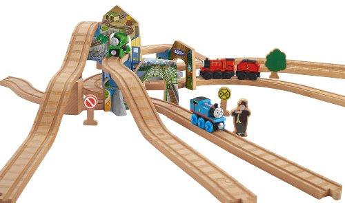 Fisher-Price Thomas the Train Wooden Railway Scenes of Sodor Tunnel Set