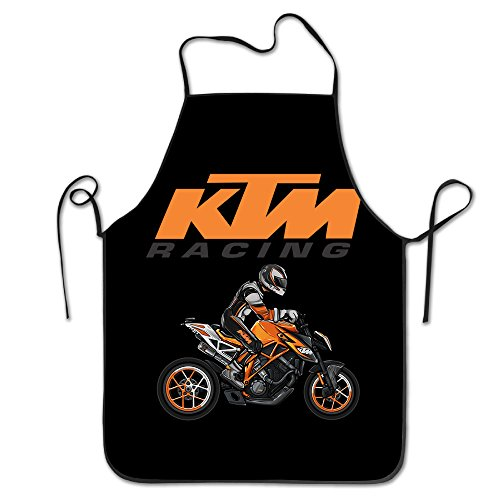 KTM Racing Motor Grilling Kitchen Bib Aprons (Restaurant Aro compare prices)