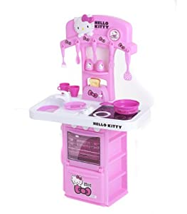 Hello kitty my 1st kitchen amazon co uk toys amp games