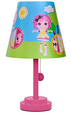 MGA Lalaloopsy Die Cut Table Lamp