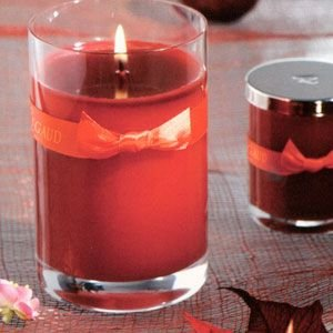 Cythere Red Spice Demi Candle #76022