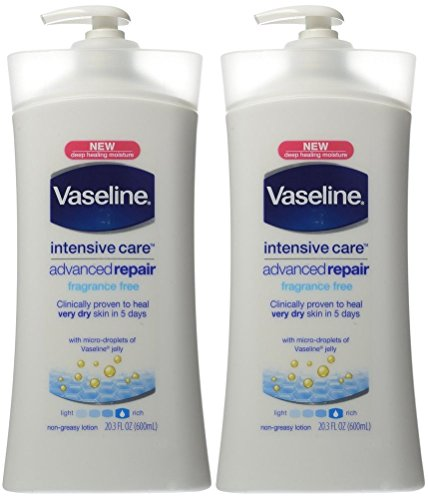 vaseline-intensive-care-advanced-repair-lotion-fragrance-free-203-ounce-pump-pack-of-2