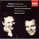 シベリウス:ヴァイオリン協奏曲、プロコフィエフ:ヴァイオリン協奏曲第2番
