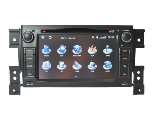 Buy SDB Car DVD Player With GPS Navigation(free Map) For