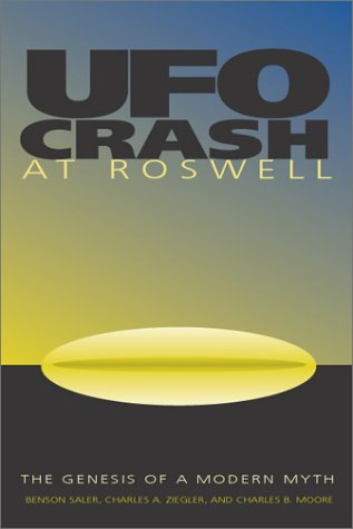UFO CRASH ROSWELL           PB
