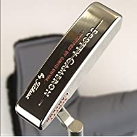 世界限定 SCOTTY CAMERON INSPIRED BY DAVID DUVAL パターカバー付