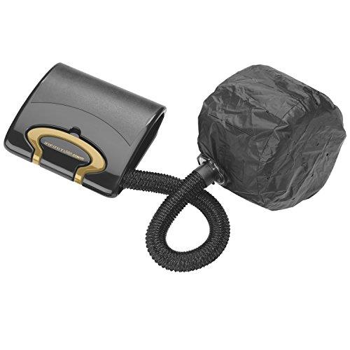 Infiniti Pro by Conair GOLD Soft Bonnet Hair Dryer, Black (Conair Hood Dryer compare prices)