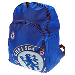 chelsea fc backpack school bag sports bag football gifts luggage. Black Bedroom Furniture Sets. Home Design Ideas