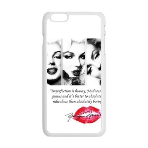 Marilyn Monroe quotes Phone Case
