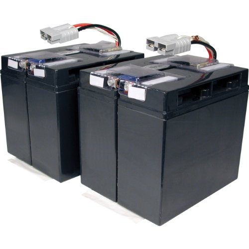 APC Smart-UPS 3000VA by UPSBatteryCenter/® APC RBC #43 Compatible Replacement UPS Battery Pack for SUA3000RMUS