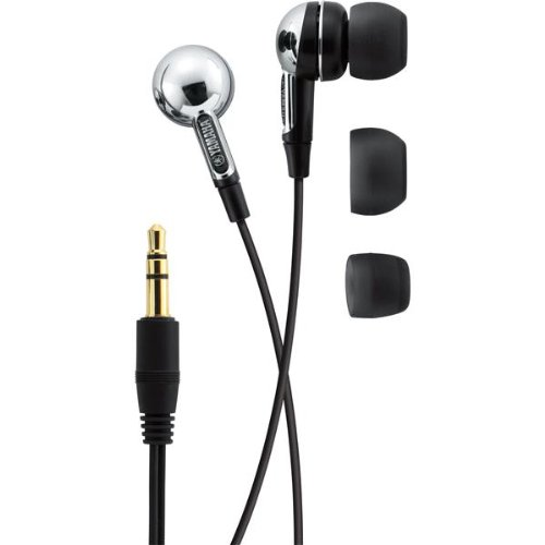 Yamaha Eph-C300Bl In-Ear Headphones