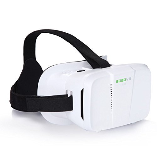 M2cbridge Virtual Reality Headset 3D Movies and Games 4.7″ – 6.0″ Phone