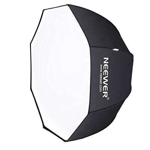Neewer 32 inches /80 centimeters Octagon Softbox Octagonal Speedlite, Studio Flash, Speedlight Umbrella Softbox with Carrying Bag for Portrait or Product Photography. (Beauty Dish For Speedlight compare prices)