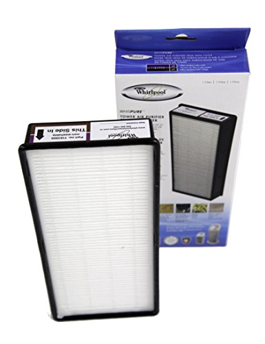 Whirlpool HEPA Filter Tower Air Purifier, 1183900 (Hepa Filter Whirlpool compare prices)