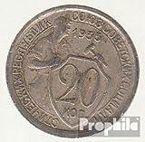 soviética-Unión km-No.. : 97 1933 muy ya Cobre-Nickel 1933 20 Kopeken escudo de armas (monedas para los coleccionistas)