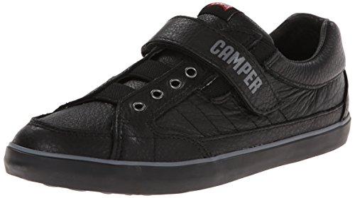 Camper Kids Pelotas Persil Sneaker (Toddler/Little Kid/Big Kid), Black, 34 EU (3 M US Little Kid) (Camper Persil compare prices)