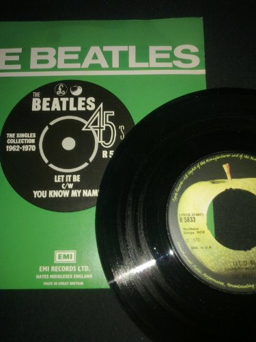 The Beatles - Let It Be [Single ] - Zortam Music