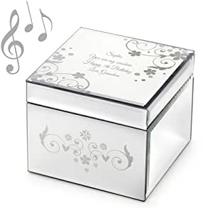 Personalized ballerina jewelry box for Things remembered jewelry box