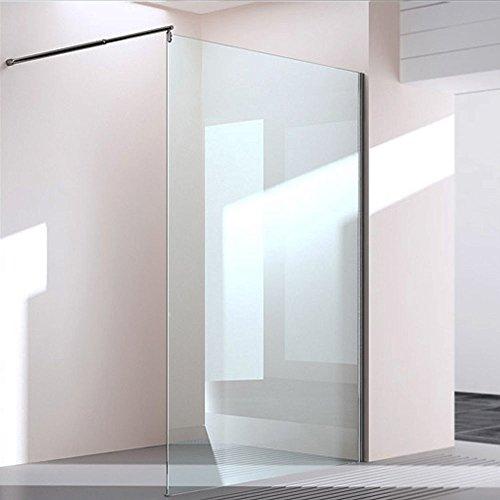 120x200 cm luxus dusche duschwand duschabtrennung aus echtglasbremen1 inkl nanobeschichtung. Black Bedroom Furniture Sets. Home Design Ideas