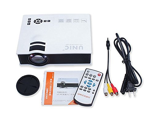 UNIC UC40 Projector 1080p