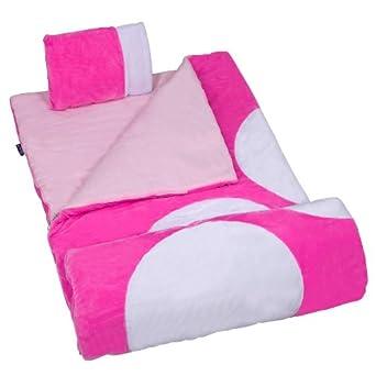 Wildkin Mega Dot Plush Sleeping Bag by Wildkin
