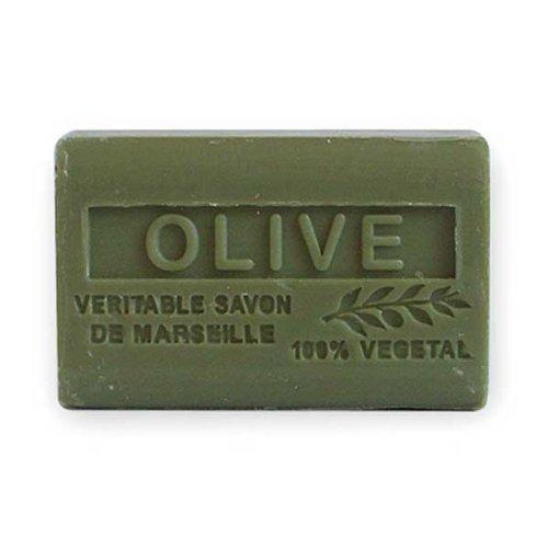 (南仏産マルセイユソープ)SAVON de Marseille オリーブの香り(SP035)(125g)