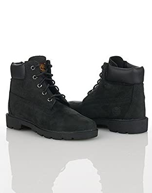 black timberlands kids