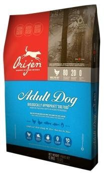 Orijen Grain-Free Adult Dry Dog Food, 5 lb