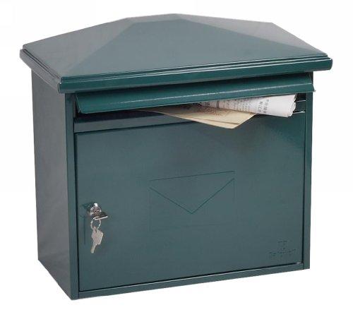 Safewell LIBRO 90025G Key Locking Front-Loading Mail Box