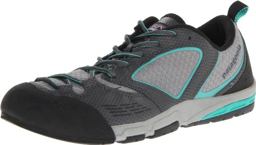93d1349e Patagonia Women s Rover Trail Running Shoe Forge Grey Desert Turquoise 8 5  M US