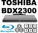 LETTORE BLU RAY TOSHIBA BDX2300 Multi...
