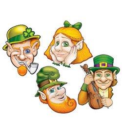 St Patrick Cutouts - 1