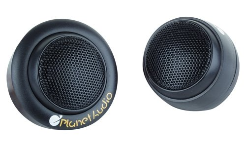 Planet Audio P30TW 1-Inch Soft Silk Dome Swivel Tweeter