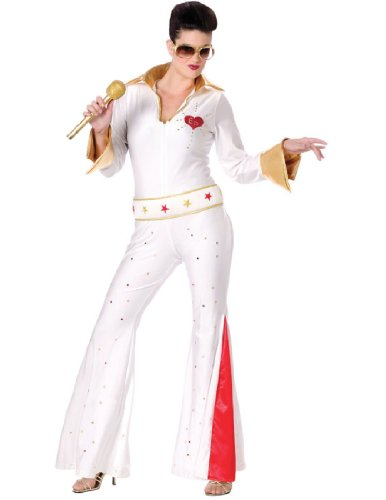 Women's Elvis Costume