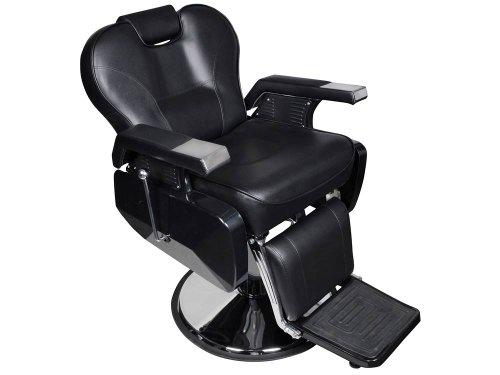 All Purpose Hydraulic Recline Barber Chair Salon Beauty Spa Shampoo Equipment front-166936