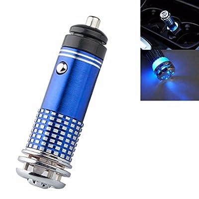 Creazy Mini Car Auto Fresh Air Purifier Oxygen Bar Ionizer Air Freshner