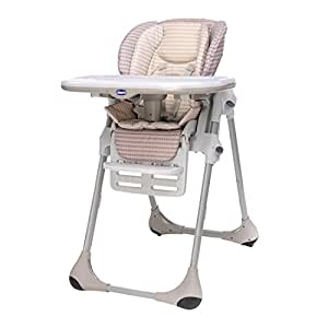 Chicco Polly Highchair - Dune
