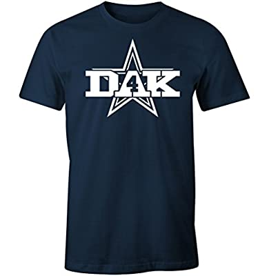 Tainted Apparel Dallas Dak Logo Men's T Shirt