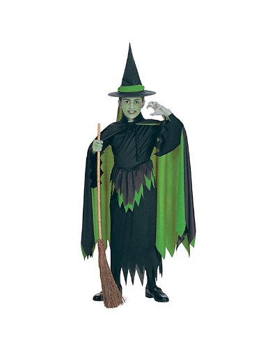 Kids Wicked Witch Costume - Costume Ideas