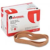 Universal 01107 107-Size Rubber Bands (40 per Pack)