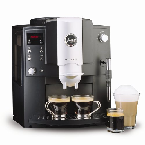 Jura-Capresso 13187 Impressa E8 Super-Automatic Espresso Machine, Black back-534120