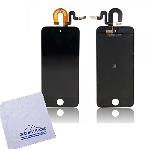 Group VerticalBlack Touch Screen Digitizer LCD Assembly for Apple iPod Touch 5th Gen A1421 A1509 (Ipod Model A1421 compare prices)
