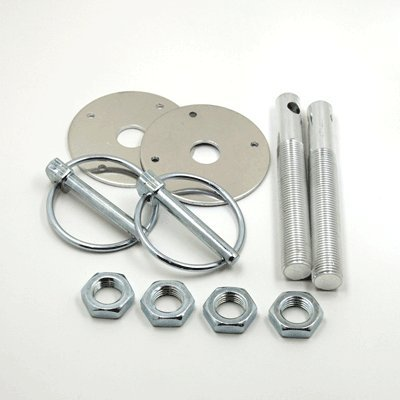 Universal Billet Hood Pin Kit